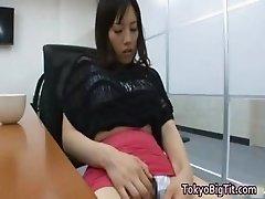 Azusa Nagasawa Japanese doll has big part4