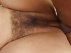 Indian wife opens her cunt for a big dick