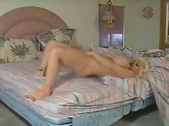 Two gorgeous retro natural tits ladies fingering pussy