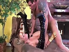 Skank Holly Wellin begs for butt fuck