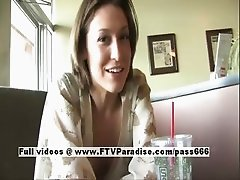 Maria spiritual cute teenage flashing tits