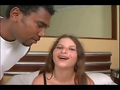 Brazilian girl scream in BBC