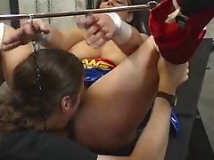 Mellie D (as Wonder Woman) gets fucked