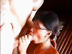 Pinay Girl Love White Cock