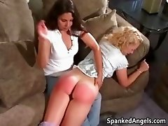 Nasty horny busty MILFs having ass part3