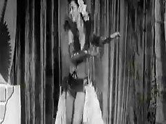Vintage Stripper Amalia