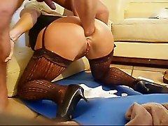 Ass Fisting