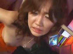 naughty asian girl