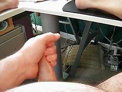 POV edging ejaculation