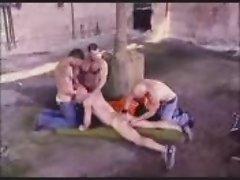 Alex Chandler, Julian Vincenzo,Akos Piros and Ted Colunga