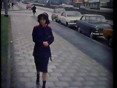 vintage 70s - Die Jungfrau mit der Sammelbuechse - cc79