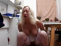Big tit blonde German is horny - Venality Productions