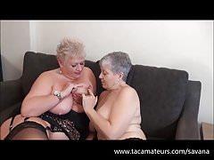 Granny Savana - Squirting Grannies