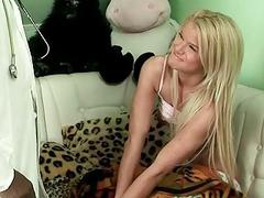 Old black doctor fucking cute teen blonde