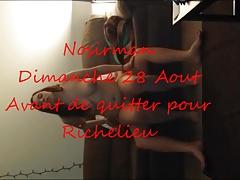 Avant de quitter pour Richelieu
