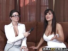 Pornstars Like it Big -  How I Became a Pornstar scene starr