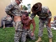 Army only nude gay man Mail Day