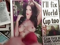 Rosie Jones Page 3 Wank 3