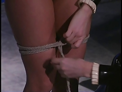 Mistress gets some new slaves to humiliate