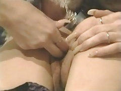 Anal foursome (mfff)
