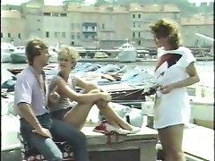 St.Tropez Orgies (1985) with Anne Karna
