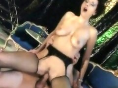 Foursome anal orgy