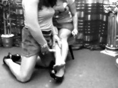 Transmitting Knee Foto Blast! Amazing cumshot