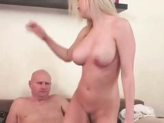 Lucky Grandpas and Gorgeous Teens Sex