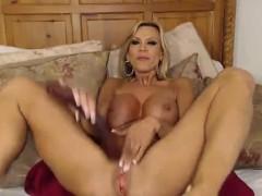 Turkish Arabian Egypt Mom Caught Masturbating On Webcam