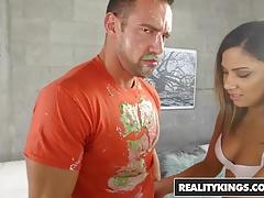 RealityKings - 8th Street Latinas - Cake Mess starring Johnn