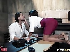 Let us Fuck at the office