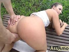 Fucking My Girl In The Ass In Public Amirah Adara