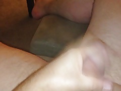 Jacking my dick