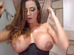 Busty Mistress Gets Pussy Eaten