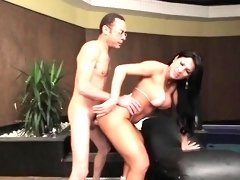 Frisky ladyman wench cannot stop riding this boner