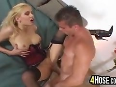 Hot Bitch Getting Fucked