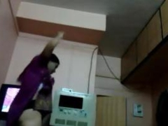 reshma bhabhi caught changing dress