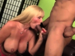 Milf Blonde Got Fucked Super Hard