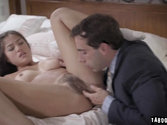 Kendra ride on census taker's cock