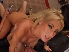 Nadia Hilton Big Breasted Blonde