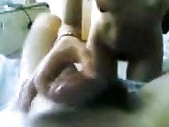 Blow job from my slut