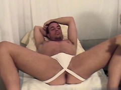 Naked guys Taking a lengthy black dual completed dildo in hi