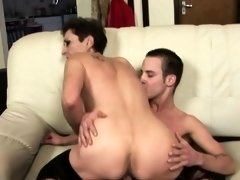 Fucked my Hot Mature StepMom