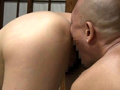 Charming Asian milf with big tits gets fucked by her lover