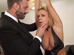 BDSM loving slave girl likes being fucked hard and rough