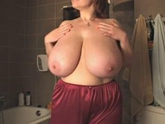red head milf with nice breast