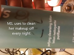 MIL face cleanser