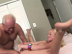 Horny Mature Man Fucks Madison Makes Very Wet
