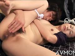 pretty  self pleasure japanese sex 1