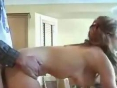 Busty Wife Recorded Getting A Quick Fuck